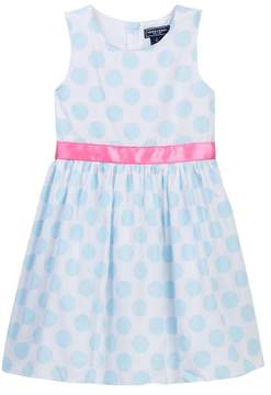 Toobydoo Arista Polka Dot Dress (Baby, Toddler, Little Girls, & Big Girls)