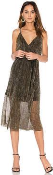 J.o.a. Sleeveless Wrap Dress