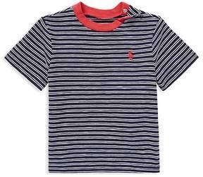 Ralph Lauren Boys' Cotton Jersey Striped Tee - Baby