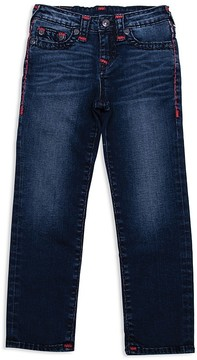 True Religion Boys' Straight-Leg Jeans - Little Kid