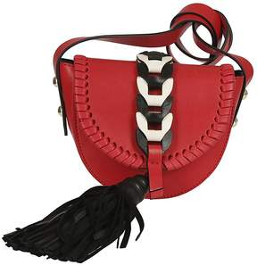 RED Valentino Fringe Tassel Shoulder Bag