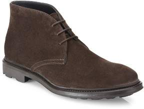 To Boot Men's Leather Ankle Boots