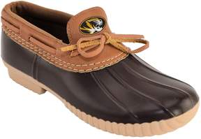NCAA Women's Missouri Tigers Low Duck Step-In Shoes