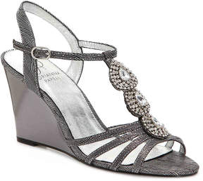 Adrianna Papell Women's Lacee Wedge Sandal
