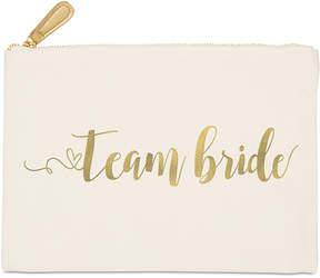 Cathy's Concepts Team Bride Cosmetic Bag