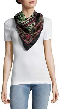 Saks Fifth Avenue Women's Silk Foulard Scarf