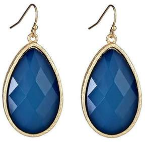 Fornash Sapphire Teardrop Earrings