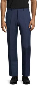 Jack Spade Men's Warren Fit Micro Design Jaspe Trousers