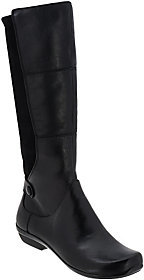 Dansko As Is LeatherTall Shaft Boots - Odette