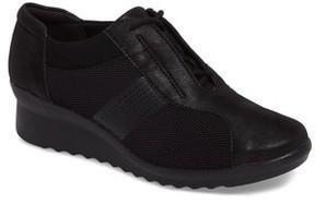 Clarks Women's Caddell Fly Sneaker