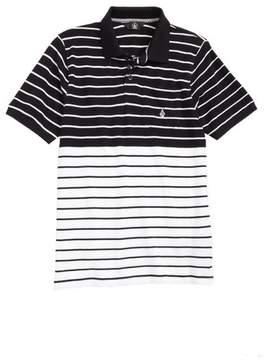 Volcom Wowzer Stripe Polo