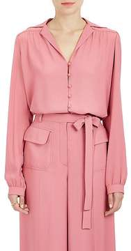 Valentino Women's Cady Button-Down Blouse