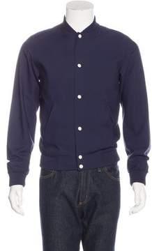 Christian Dior Wool Baseball Jacket