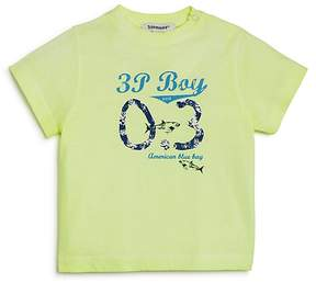 3 Pommes Boys' Graphic Tee - Baby