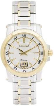 Seiko Men's Premier Perpetual