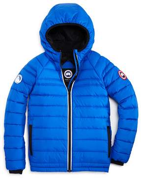 Canada Goose Boys' Sherwood Hooded Puffer Jacket - Little Kid, Big Kid