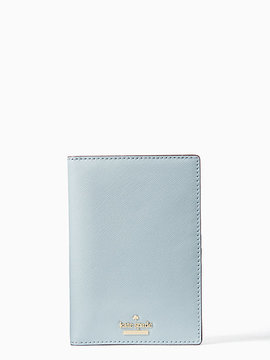 Kate Spade Cameron street travel passport holder - BLACK - STYLE