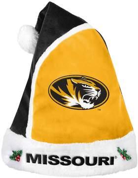 NCAA Adult Missouri Tigers Santa Hat