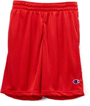 Champion Crimson 'Heritage' Mesh Shorts - Toddler & Boys