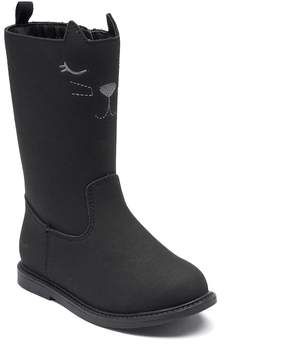 Carter's Pity 2 Toddler Girls' Cat Riding Boots