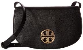 Tory Burch Jamie Clutch Clutch Handbags - BLACK - STYLE