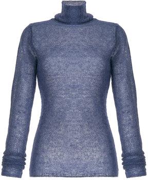 ESTNATION roll neck sweatshirt