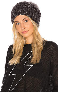 Eugenia Kim Fox Fur Rain Beanie