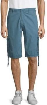 Buffalo David Bitton Cotton Cargo Shorts
