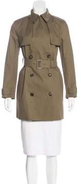 Celine Knee-Length Trench Coat