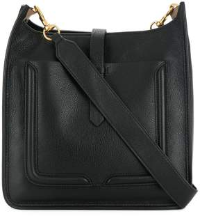 Rebecca Minkoff Unlined Feed shoulder bag - BLACK - STYLE
