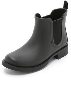 Madewell Chelsea Rain Booties