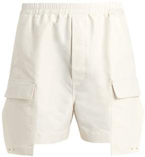Rick Owens Pantaloni cargo shorts