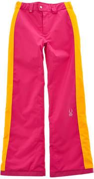 Spyder Girls' Wild Thrill Tailored Pant