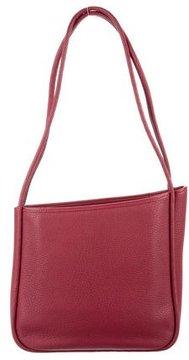 Hermes Clemence Shoulder Bag - RED - STYLE