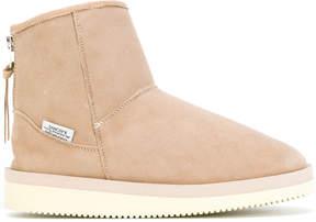 Suicoke rear zip boots