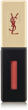 Yves Saint Laurent Beauty - Rouge Pur Couture Lip Lacquer Glossy Stain - Orange De Chine 8
