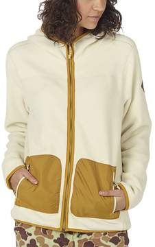 Burton Anouk Fleece Full-Zip Jacket