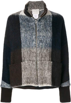 Stephan Schneider knitted zip jacket