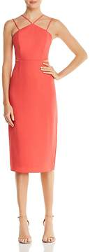 Laundry by Shelli Segal Strappy Cutout Dress - 100% Exclusive