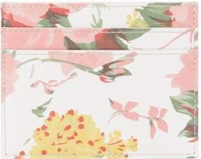 Vetements Floral Card Holder