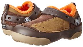 Crocs Dawson Slip-on Lined Sneaker PS (Toddler/Little Kid)