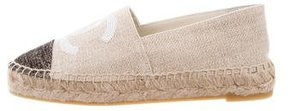 Chanel 2016 Sequined Espadrilles