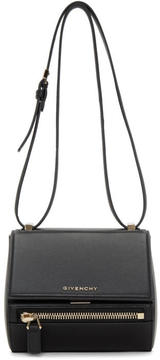 Givenchy Black Mini Pandora Box Bag