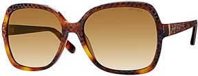 Safilo USA Jimmy Choo Lori Rectangle Sunglasses