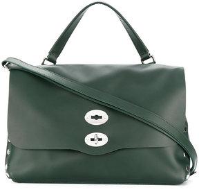 Zanellato boxy tote bag