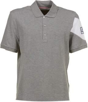 Moncler Gamme Bleu Casual Button Polo Shirt