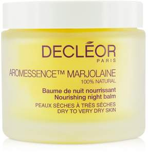 Decleor Aromessence Marjolaine Nourishing Night Balm - Dry to Very Dry Skin (Salon Size)