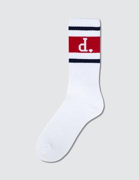 Diamond Supply Co. Un Polo High Top Socks