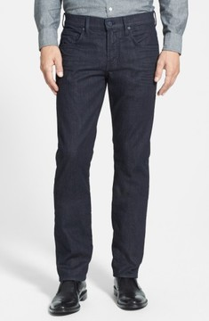 7 For All Mankind Men's The Straight - Luxe Performance Slim Straight Leg Jeans
