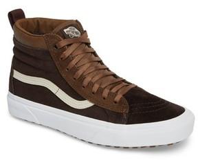 Vans Men's Sk8-Hi Mte Insulated Water Resistant Genuine Sneaker